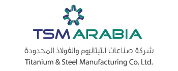 Titanium and Steel Manufacturing Co. Ltd. Arabia logo