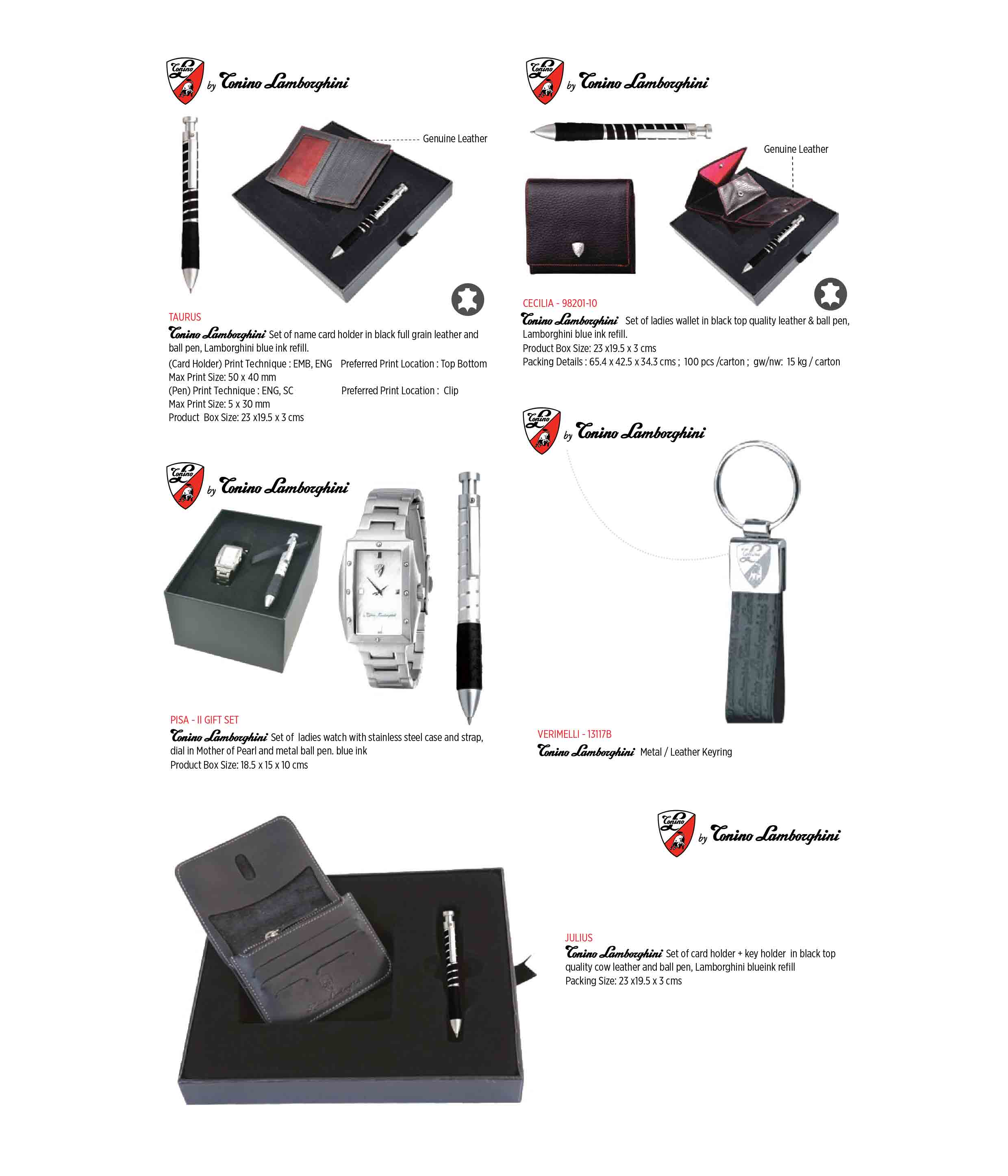 PRIMIA Gifts Corporate gifts & premiums collection_26